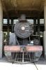 Temuco, Chile - Pablo Neruda Railway Museum - 869 - 4-8-2 Baldwin USA, 1952