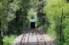 Santiago, Chile - Cerro San Cristobal Fenicular Railway