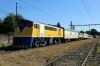 Temuco, Chile - GE 105t Shovenose Alco's D16005/D16012 rest after arriving with EFE's 2130 (P) Santiago - Temuco