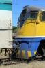Temuco, Chile - GE 105t Shovelnose Alco D16012