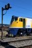 Temuco, Chile - GE 105t Shovelnose Alco D16005