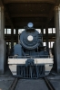 Temuco, Chile - Pablo Neruda Railway Museum - 841 - 4-8-2 Baldwin USA, 1952