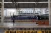 CR DF7C-5589 shunting stock at Zengzhou