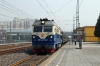 CR DF4D-4142 arrives into Tongzhou Xi with 2258 1302 (P) Dandong - Beijing