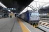 CR HXD3C-0489 is prepared to work K7715 1044 Shijiazhuang - Qinhuangdao forward from Beijing