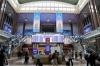 China, Beijing - Beijing station main concourse