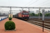 CR HXD3D-8001 arrives into Yanjiao with 2550 2258 (P) Anshan - Beijing