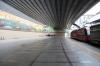 CR HXD3D-0650 waits to depart Beijing with T27 1727 Beijing - Dandong