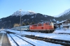 On hire to ALEX, SVG's 2143.021 shunts its stock out at Oberstdorf after arriving with ALX84152 0914 Immenstadt - Oberstdorf, which is a portion off ALX84132 0720 Munchen Hbf - Lindau Hbf
