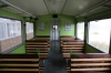 Budapest Children's Railway - Huvosvolgy station, on board a nice warm train!