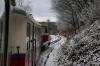 Budapest Children's Railway - MAV Mk45-2005 leads 135 1110 Huvosvolgy - Szechenyihegy between Huvosvolgy & Szepjuhaszne