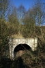 Old Hull & Barnsley Railway Tunnel entrance, which runs almost parallel to the exisiting Conisbrough Tunnel on the main Doncaster - Sheffield line