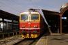 HZ 1142013 at Zagreb GK after arrival with EN1199 1938 (P) Munich HB - Zagreb GK
