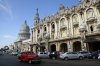 National Capital Building (L) & the Great Theatre of Havana (R), Havana