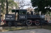 Steam Loco's inside a compound just outside the side entrance to Havana Central Station, 1205– 0-4-4T H K Porter #3356 1905