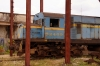 FCC MLW MX624 52449 dumped round the back of Pinar Del Rio Shed