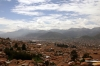 Cusco, Peru - from the entrance to Sacsaywaman