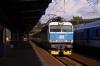 150222 arrives into Praha Liben with R884 1420 Luhacovice - Praha HN