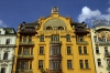 Prague - Grand Hotel Europa, Wenceslas Square
