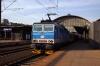 CD 362158 at Praha HN with R863 0752 Prhah HN - Brno HN