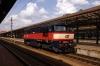 CD 749121 running round its stock at Praha HN to form 9065 1625 Praha HN - Cercany