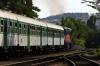 CD 749121 departs Praha Branik with 9065 1625 Praha HN - Cercany