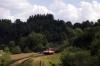 CD DMU 810327 departs Vilemovice with 9204 1146 Svetla nad Sazavou - Cercany