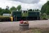 D9521 at Lydney Jct