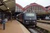 DSB ME1535 at Kobenhavn with 1521 0836 Kobenhavn - Holbaek
