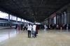 North Korea - Pyongyang station where ex CR DF5 #105 had just arrived with train 95 1000 Dandong (China) - Pyongyang (North Korea)