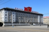 North Korea, Pyongyang - Kim Il Sung Square