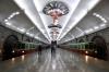 North Korea, Pyongyang - Pyongyang Metro, Chollima Line, Puhung station