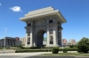 North Korea, Pyongyang - Arch of Triumph
