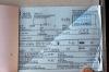 North Korea - Train tickets for train #7 0750 Pyongyang to Tumangang 22/05/19