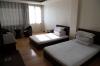 North Korea, Rajin - Our room at the Namsan Hotel