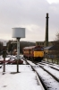 31466 runs round at Rawtenstall to work the 1105 Rawtenstall - Heywood