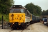 "31414 is Wirksworth Yard prior to working at the Ecclesbourne Valley Railway ""Diesel Weekend"""