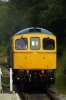 33035 runs into Wirksworth with the 1005 Ravenstor - Wirksworth