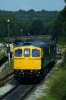 33035 runs into Wirksworth with the 1205 Ravenstor - Wirksworth