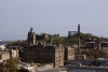 Calton Hill from Edinburgh Castle