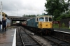33109 arrives into Bury with the 1015 Heywood - Rawtenstall