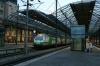 VR Sr2 3243 waits departure from Helsinki with IC7 1517 Helsinki - Joensuu