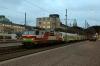 VR Sr1 3096 waits to depart Helsinki with H231 1533 Helsinki - Kouvola commuter