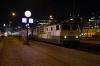 VR Sr1 3006 waits to depart Helsinki with 31 1747 Helsinki - Moscow international train