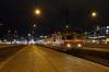 "VR Sr1's 3049/3034 waits to depart Helsinki with the ""Aurora Borealis Express"" P269 2052 Helsinki - Kolari"