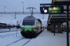 VR Sr2 3224 waits to depart Oulu with IC26 1434 Oulu - Helsinki