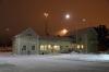 Kemi, Finland - Kemi Railway Station