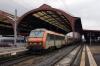 SNCF 26153 at Strasbourg with 96219 1151 Strasbourg - Basel