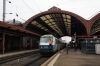 SNCF 26163 at Strasbourg with EC90 1316 Basel - Brussels Midi