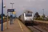 SNCF 75037 runs through Molsheim with a freight